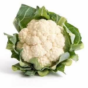 Cauliflower: