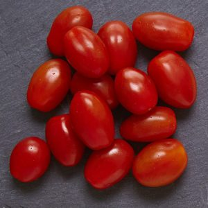 Plum Cherry tomatoes