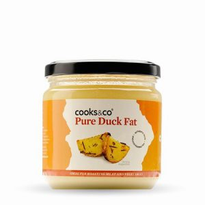 Cooks & Co Pure Duck Fat : 320g
