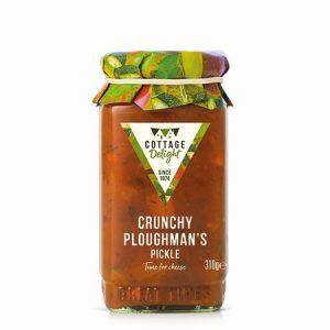 Crunchy Ploughman's Pickle