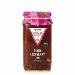 Zingy Raspberry Jam