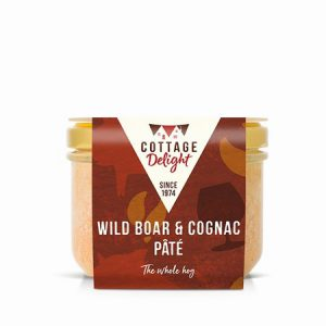 Wild Boar Pate with Cognac