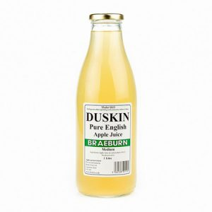 Duskin Braeburn Apple Juice : 1ltr