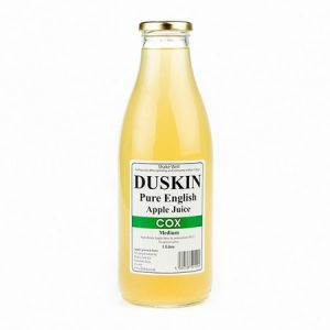 Duskin Cox Apple Juice : 1ltr