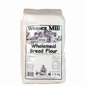 wessex Mill Wholemeal Bread Flour : 1.5 KG
