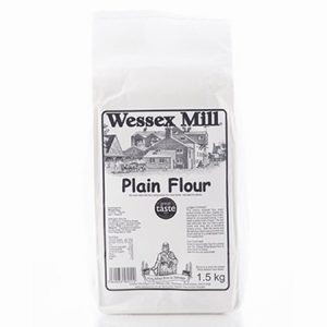 Wessex Mill Plain Flou : 1.5Kgr