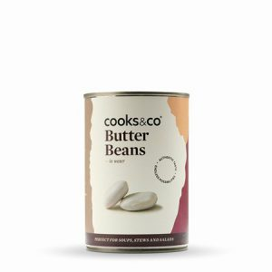 Cooks & Co Butter Beans : 400g