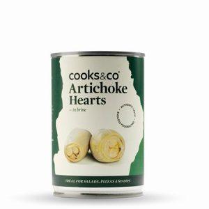 Cooks & Co Artichoke Hearts : 390g