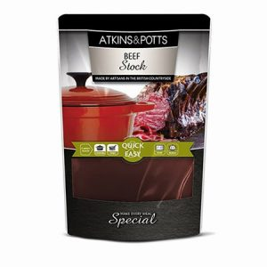 Beef Stock : 350g