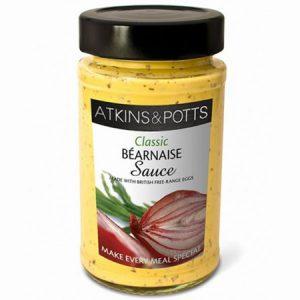 Bearnaise Sauce : 190g
