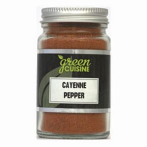 Cayenne Pepper : 65g