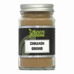 Ground Cinnamon : 50g