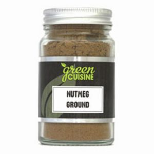 Ground Nutmeg : 70g