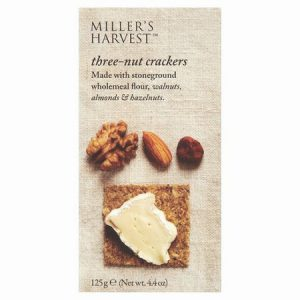 Millers Harvest 3 Nut Cracker : 125g