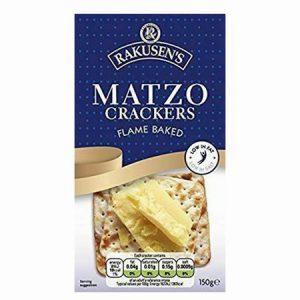 Rakusens Matzo Crackers : 150g