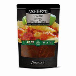 Tomato & Basil Pasta Sauce : 350grm