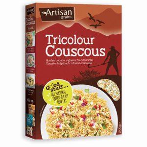 Tricolour Couscous : 200grm