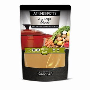 Vegetable Stock : 350g