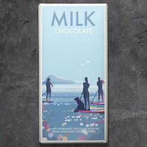 Milk Chocolate : 100g