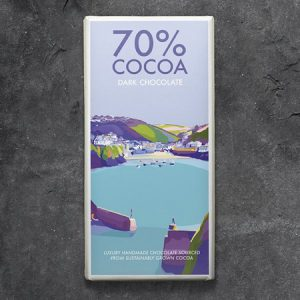 70% Cocoa Dark Chocolate : 100g