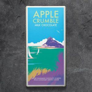 Apple Crumble : 100g
