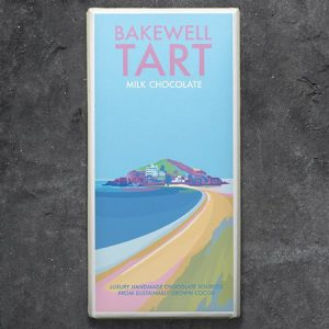 Bakewell Tart Chocolate :100g