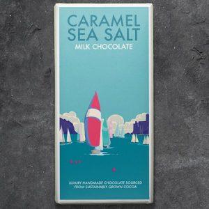 Caramel Sea Salt : 100g