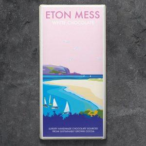 Eton Mess White Chocolate : 100g