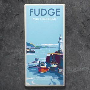 Fudge Milk Chocolate