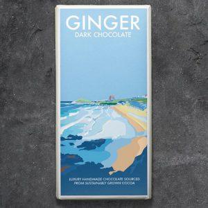 Ginger Chocolate : 100g