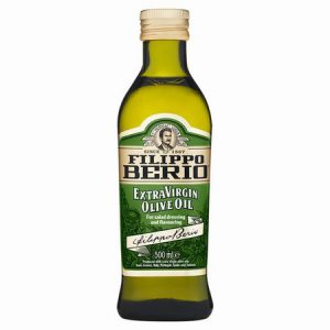 Filippo Berio Ex Virgin Olive Oil : 500ml
