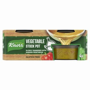Knorr Vegetable Stock Pot : 4's