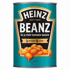 Heinz Baked Beans : 400g