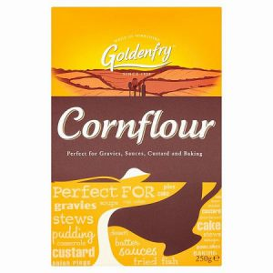 Cornflour : 250g