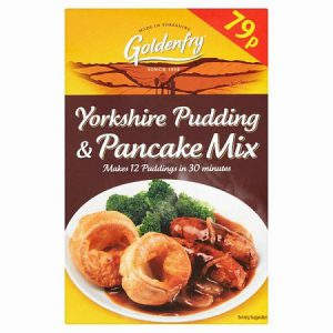 Yorkshire Pudding&Pancake mix : 142g