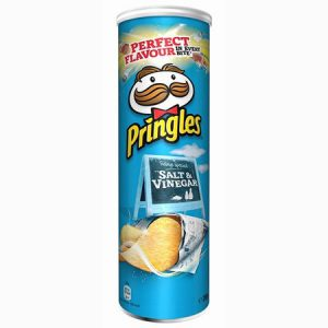 Salt & Vinegar Pringles :200g