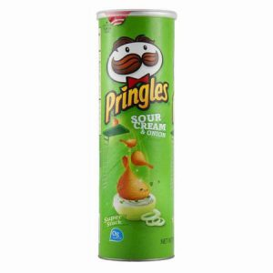 Pringles Sour Creme and Chives : 200g