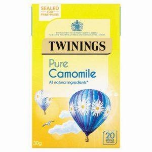 Twinings Camomile : 20's
