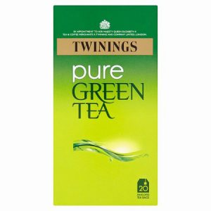 Twinings Green Tea : 20's