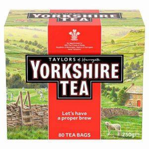 Yorkshire Tea : 80's