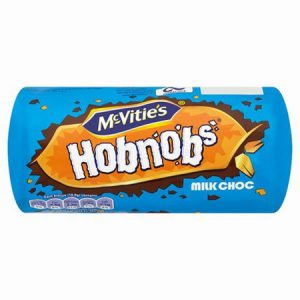 Milk Chocolate Hobnobs : 262g