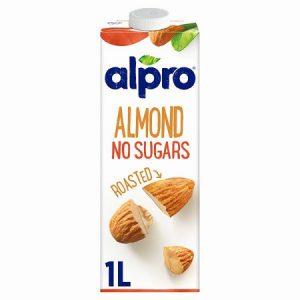 Alpro Almond : 1ltr