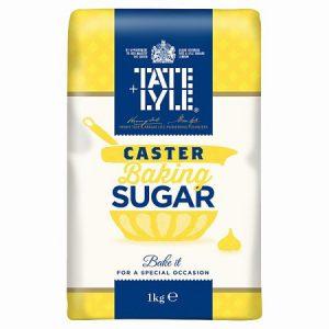 Tate & Lyle Caster Sugar : 1 kg