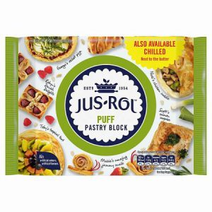 Jus Roll Puff Pastry Block : 500g