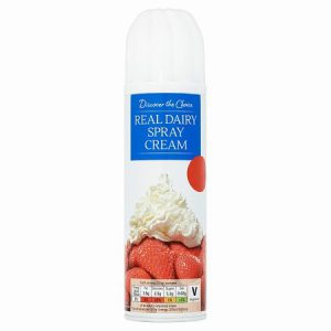 Dairy Cream Spray : 250g
