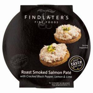 Roast  Salmon Pate : 115g