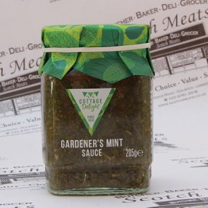 Gardeners Mint Sauce : 205g