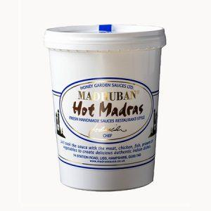Hot Madras :485g