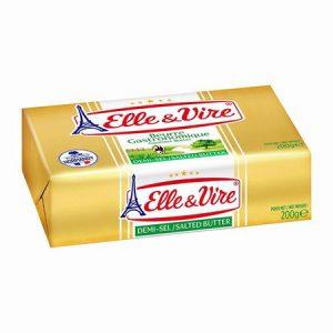 Elle & Vire Salted Butter :200g