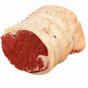 Scotch Rolled Sirloin : Select Weight